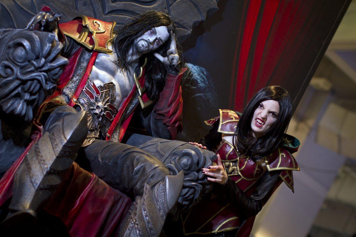 Castlevania Cosplay Sponsorship