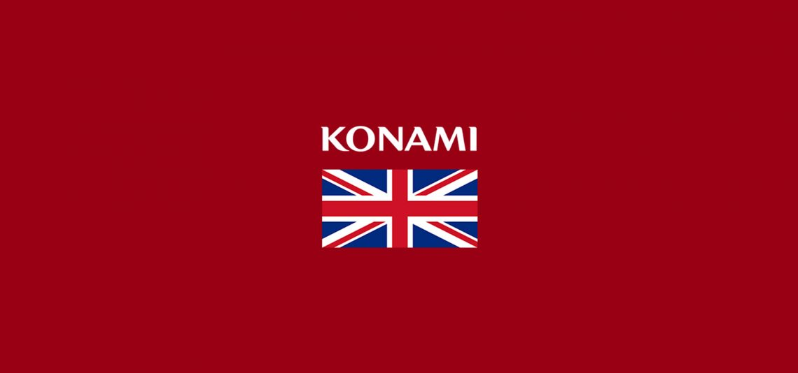 Konami UK Social Media Management