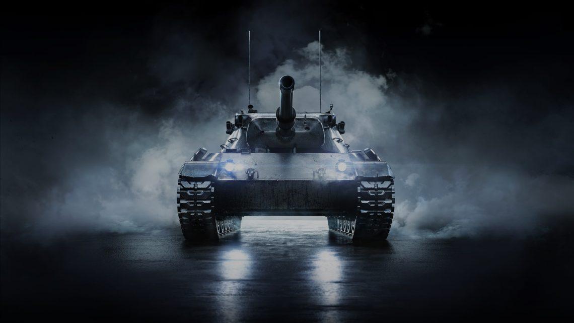 Aaron Pico / World of Tanks Blitz Activation