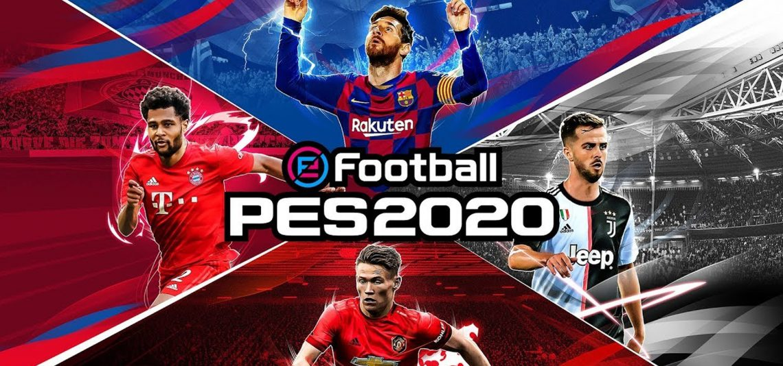 Influencer Promotion:  eFootball PES 2020