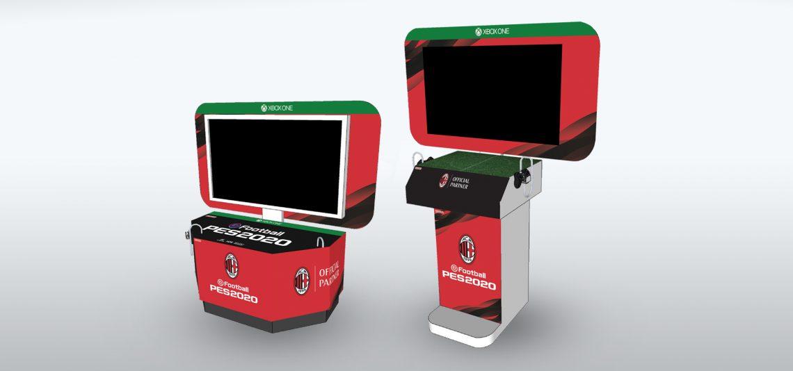 eFootball PES 2020 Gaming Units